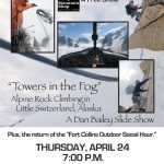 Free Alaska Slide Show in Fort Collins: Thursday, April 24