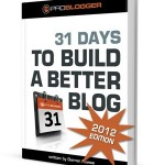 31 Days to Build a Better Photography Blog