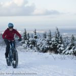 Photo Assignment Shooting for Fatback Snow Bikes, Anchorage, Alaska