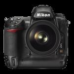 A Practical Comparison of The Nikon Pro DSLR Camera Line