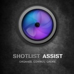 Organize Your Creative Ideas with Shot List Assist App