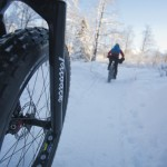 First Person Adventure Photography- Shooting Snow Biking, Alaska