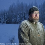Going Cold With Light: Using the Photoflex TritonFlash Outside in Winter.