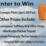 Enter The Spring Photography Giveaway!