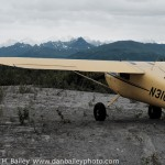 Bush Flying Photo Adventure on The Kahiltna Glacier