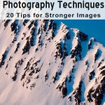 Brand New eBook- Creative Photography Techniques