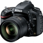 Nikon Announces the 24.3 Megapixel Full Frame D600