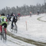 Photographing Cyclocross, Alaska Style: Snow Included