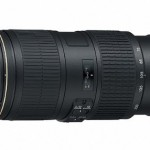 New: Nikon 70-200mm f/4G ED IF VR Lens