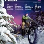 Publication: Alaska Magazine Snow Biking Feature Article