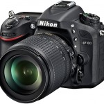 Nikon Announces the 24.1 Megapixel D7100 Camera