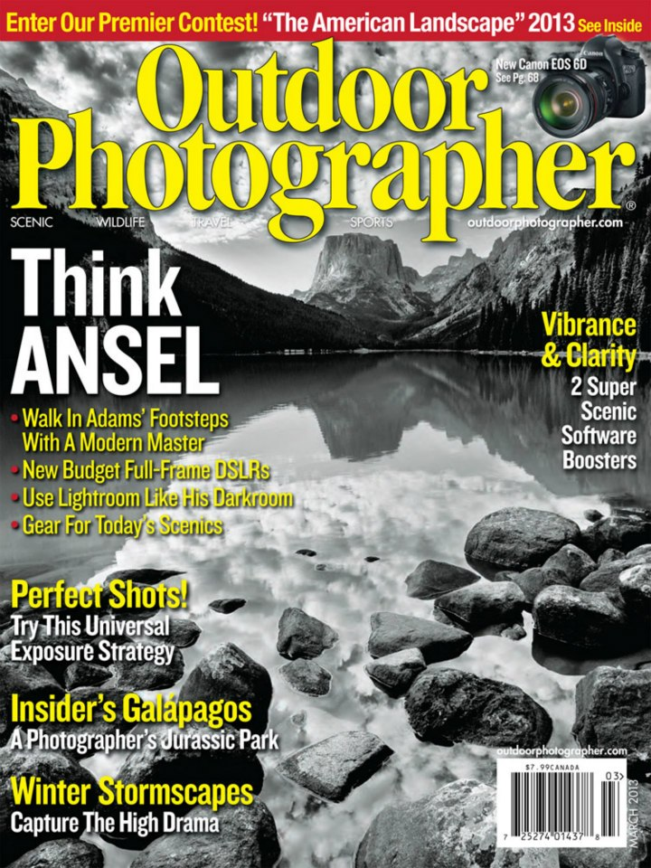 magazine outdoor photographer subscription zinio win adventure