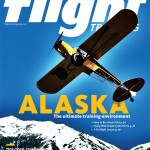 Recent Publication: Cover, AOAP Flight Training Magazine
