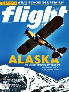 AOPA Flight Training Alaska Cover photo by Dan Bailey