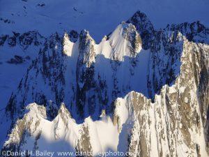 Kichatna Spires, Alaska