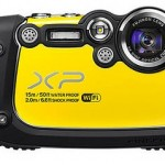 The Fujifilm XP200 Rugged Point and Shoot Camera