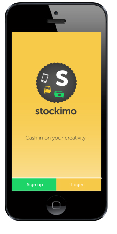 Stockimo app