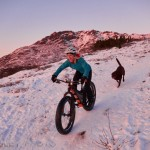 New Alaska Snow Biking Photos