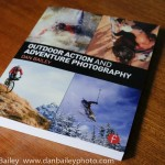 My Outdoor Action and Adventure Photography Book is Now Out!