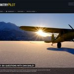 I'm The Featured Photo Pilot This Quarter on BackcountryPilot.org