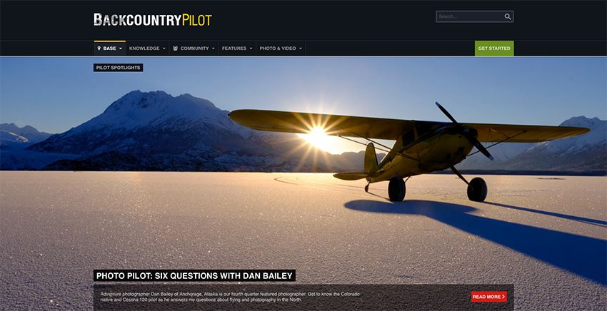 Backcountrypilot