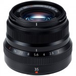 Review of the New Fuji XF 35mm f/2 WR Lens