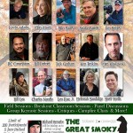 Join Me at the Great Smoky Mountains Photography Summit, October 26-30, 2016