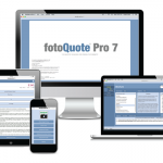 New – fotoQuote Pro 7 Photo Pricing Software Includes iOS Mobile Version