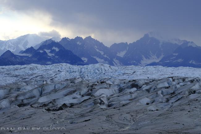 Photo Essay – Hiking on the Triumvirate Glacier.... : Dan ...