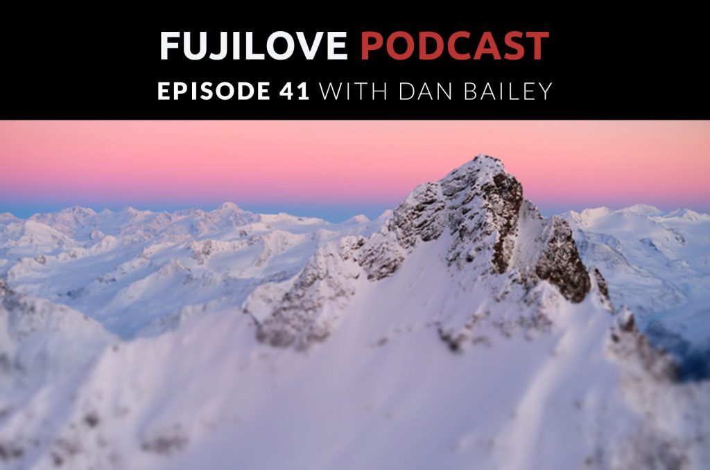 Listen to an Interview with Me on the Latest FUJILOVE Podcast