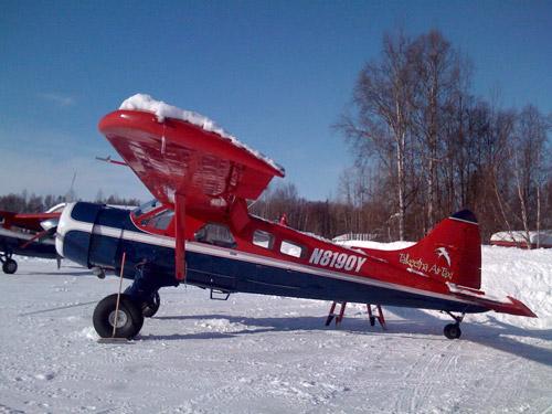 N9180Y, DeHavilland Beaver