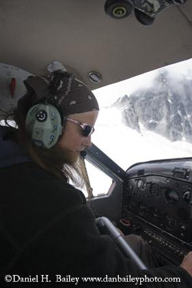 Bush Pilot Danielle