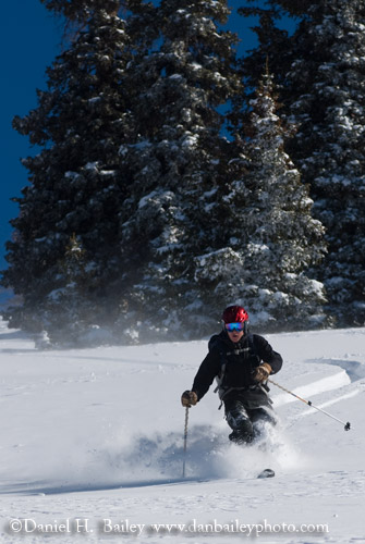 Backcountry skiing, Colorado