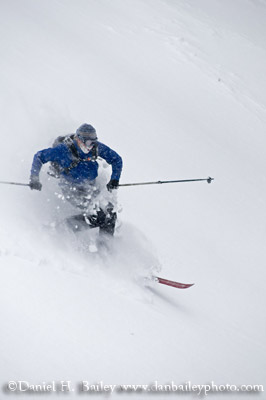 Backcountry Skiing Photos, Rogers Pass, Canadian Rockies