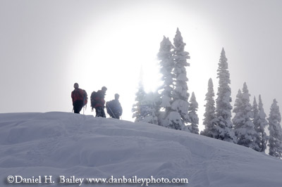 Backcountry Skiing Photos, Rogers Pass, Canadian Rockies