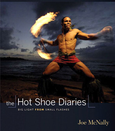 The Hot Shoe Diaries by Joe McNally