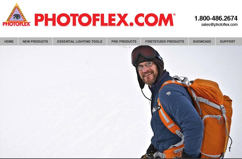 Dan Bailey is a featured Photoflex professional showcase photographer