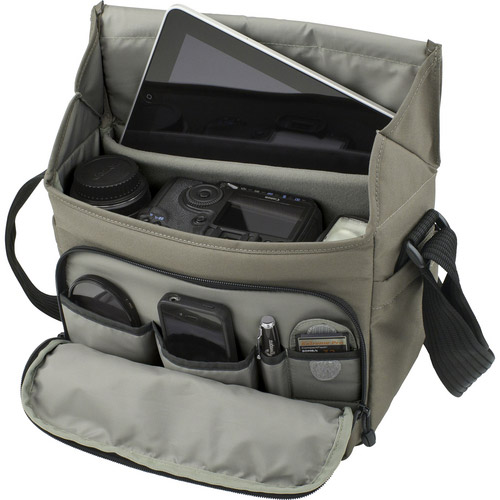 Lowepro Event Messenger series camera + tablet bag