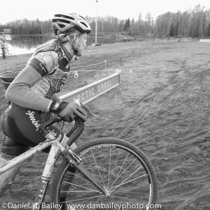 Arctic Cross Cyclcross Race, Goose Lake, Oct. 12, 2013