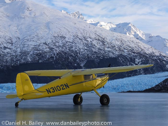 Cessna on the Ice