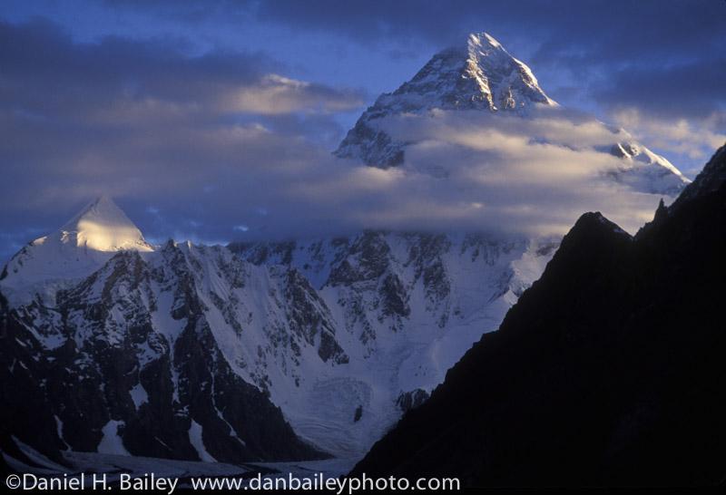 K2, Karakoram Himalayas, Pakistan