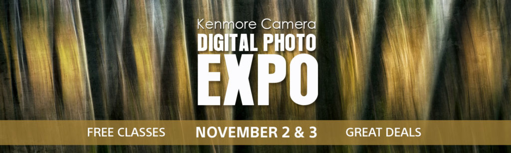 Come See Me This Weekend at the Kenmore Camera Digital Photo Expo | Dan Bailey's Adventure Photography Blog